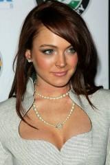 Účesy Lindsay Lohan