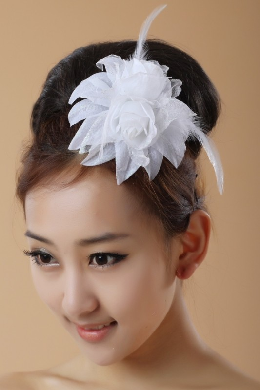 Wedding Hairstyles With Flowers