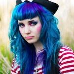 cabello-azul-halloween