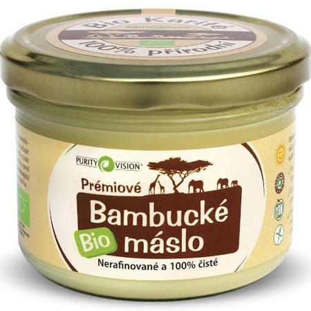 bambucké maslo