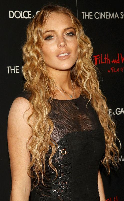 Lindsay Lohan Hairstyles Loshairos