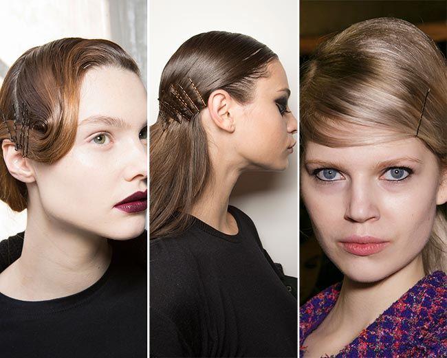 drobné sponky dámské vlasy