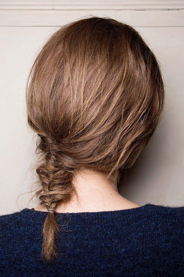 cop pro jemné vlasy dlouhé