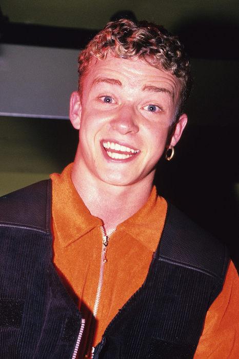 Justin Timberlake a jeho účesy