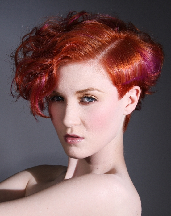 Phenomenal 1000 Images About Short Hair On Pinterest My Hair Short Punk Hairstyles For Women Draintrainus