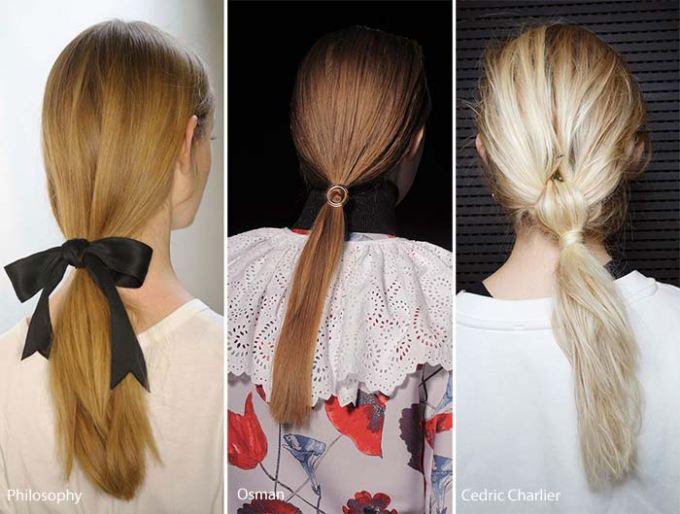 trendové dámské střihy vlasů 2017
