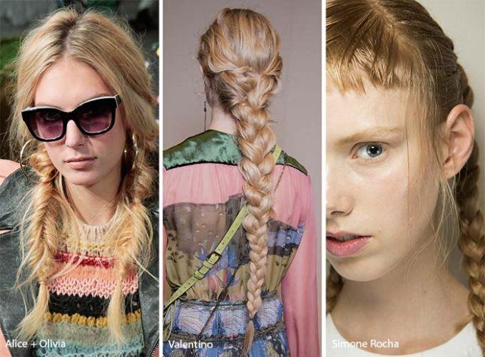 trendy 2017 vlasy ženy dámy
