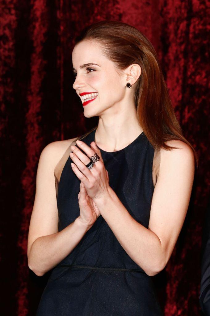celebrity účesy Emma Watson