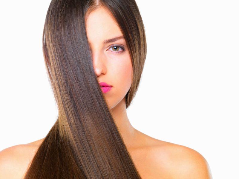hebké vlasy