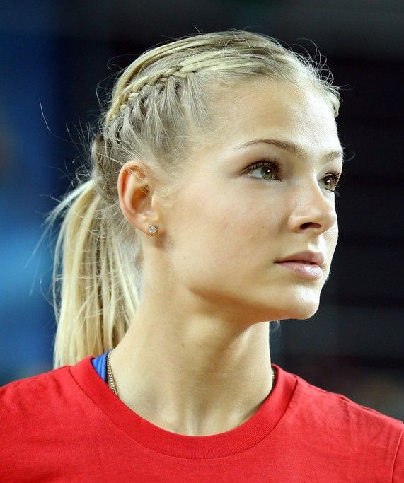 Sportovní účesy pro aktivní ženy - LosHairos.com