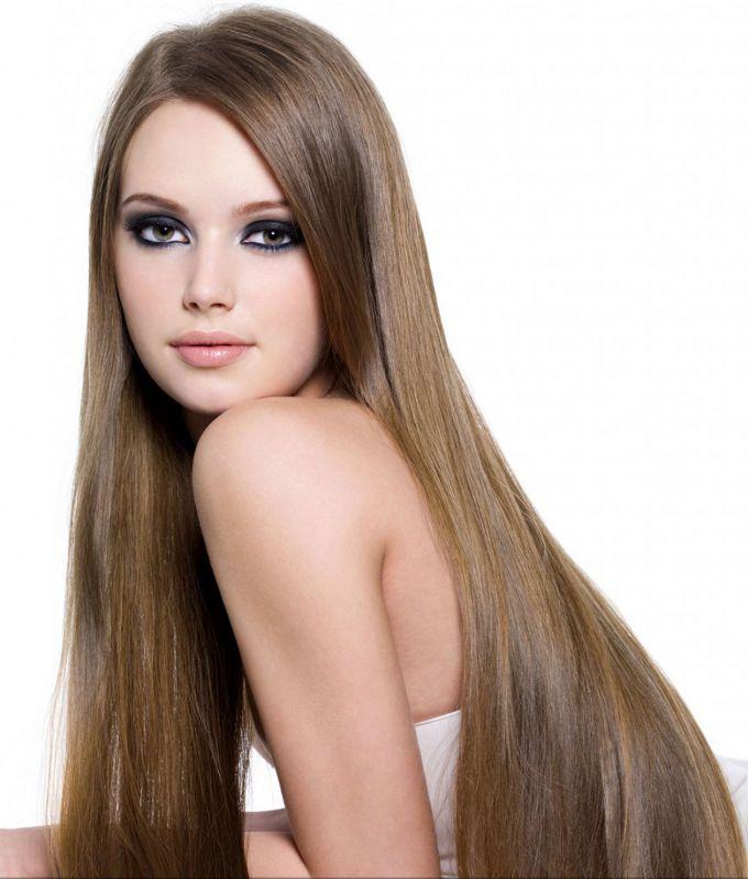 zdravé a lesklé vlasy