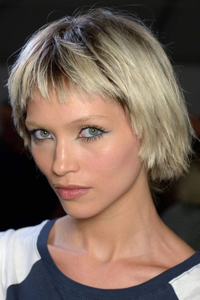 Women's Hairstyles 2014 short hair