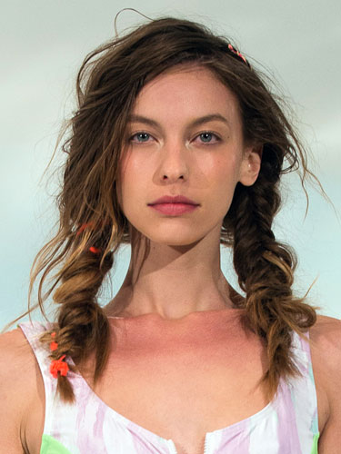 hairstyles 2014 - fishtail braid