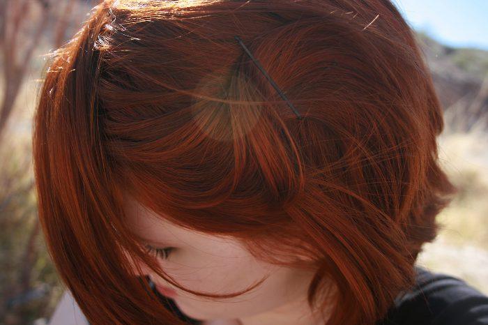 bervení hennou postup