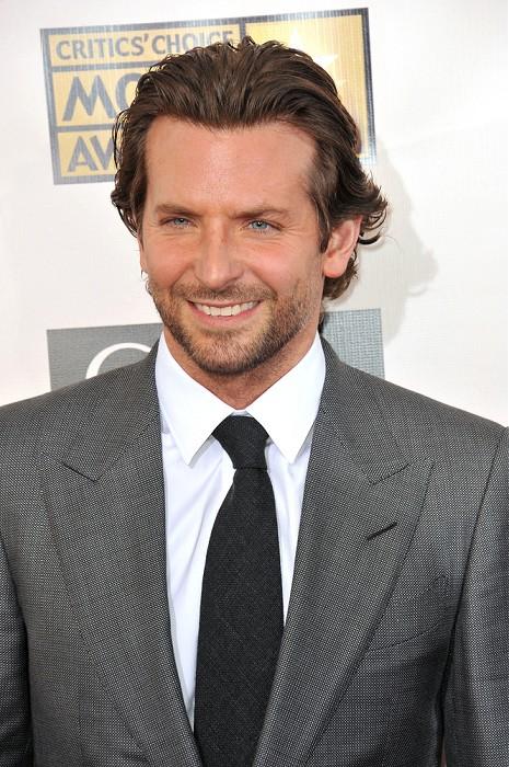 Bradley Cooper - ofina účes