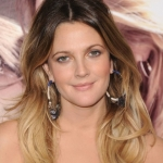 drew-barrymore-ombre-hair-color