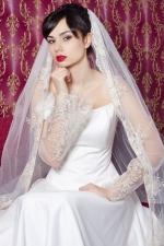 bridal-hairstyle-long-veil