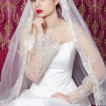 bridal-hairstyle-long-veil
