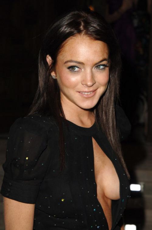 Lindsay Lohan Hairstyles Loshairos Com