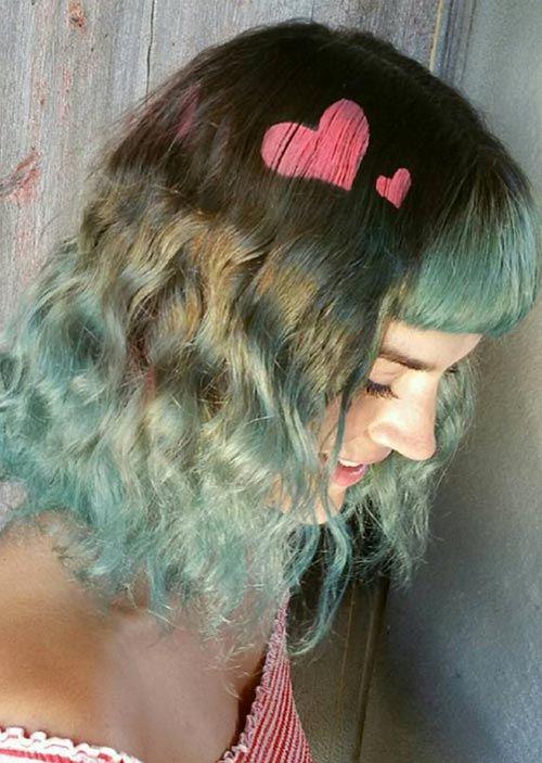 Tetovanie vo vlasoch