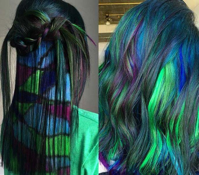 Obrazec na vlasoch