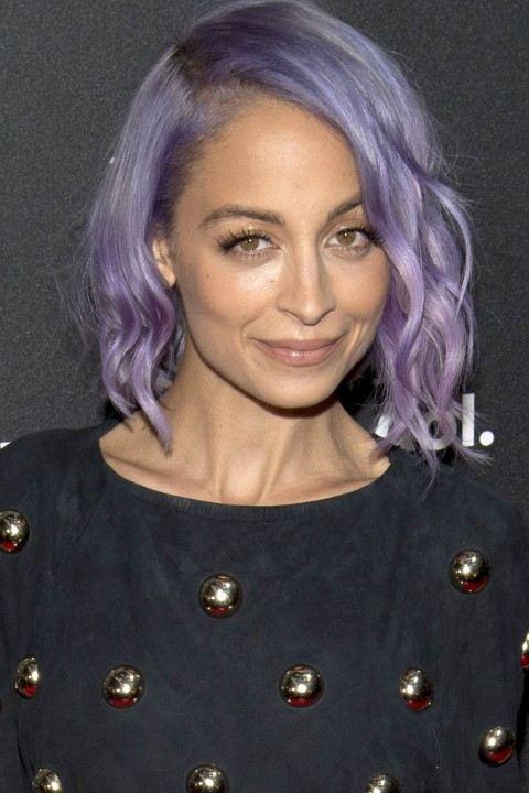 barevné vlasy letní konzert