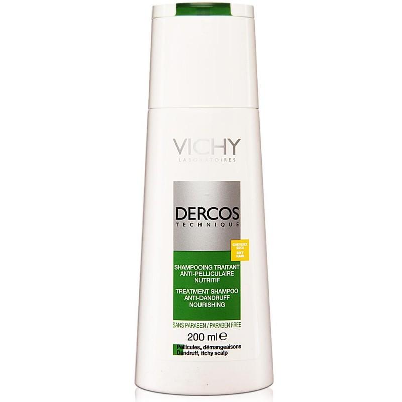 vichy dercos šampon proti lupům recenze