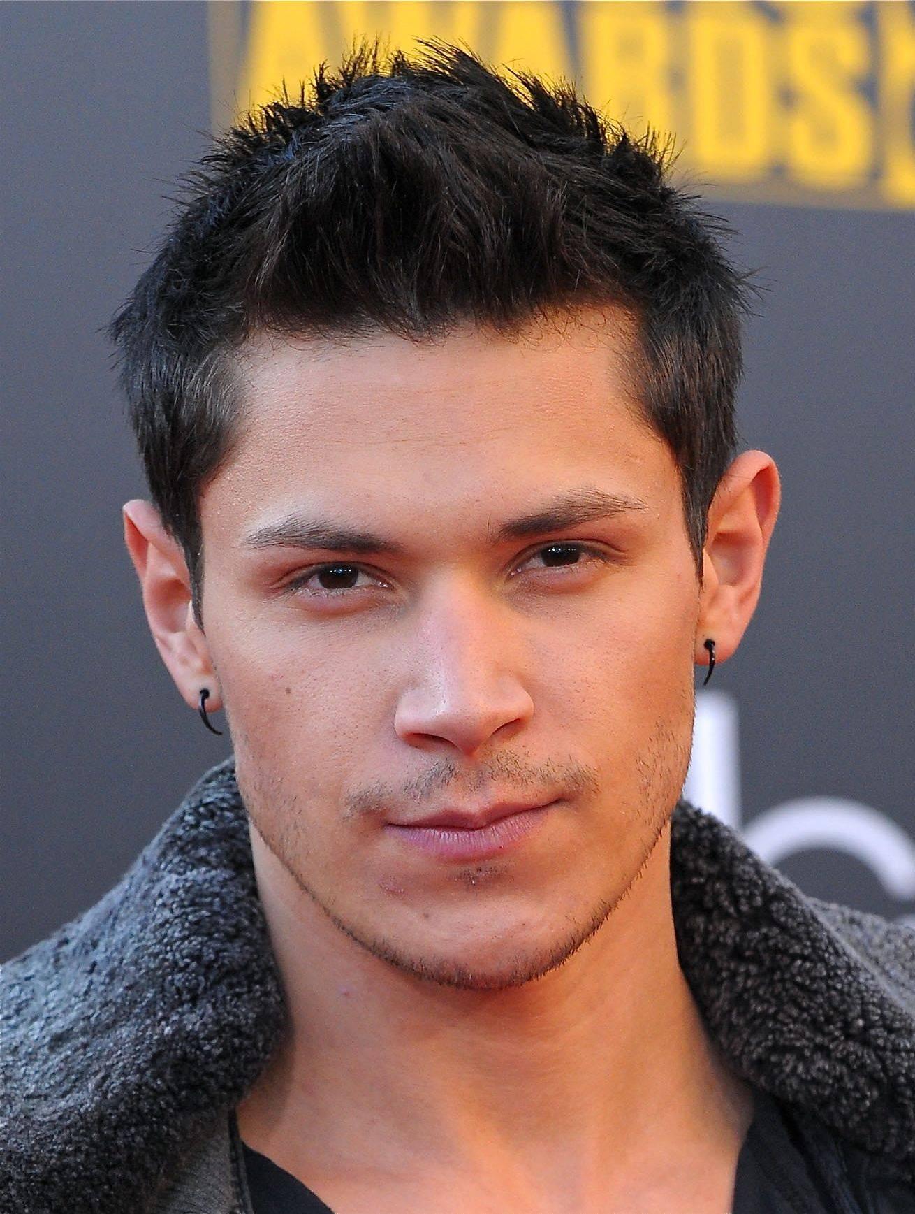 Men's hairstyles 2013, the best - LosHairos.com