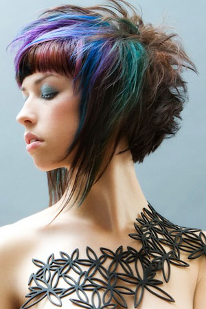 ako si vybrať farbu vlasov