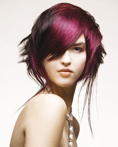 jak vybrat barvu na vlasy
